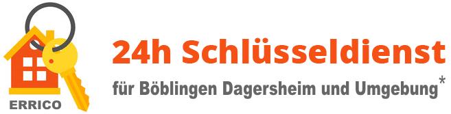 Schlüsseldienst für Dagersheim